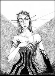 Lady Migraine by ellaine
