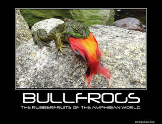 Bullfrogs. by MannOfTheHour