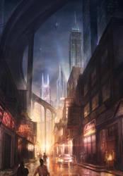 Red Light District by jcbarquet