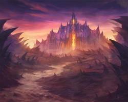 Dark Stronghold by jcbarquet