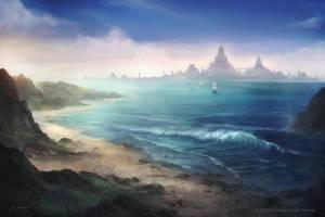 Slaver's Bay by jcbarquet