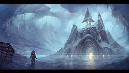Arctic Tombs by jcbarquet
