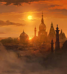 Tower of the Sun - Game of Thrones TCG by jcbarquet