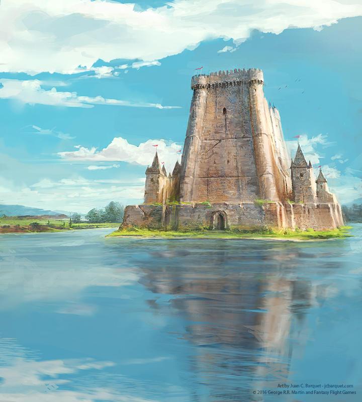Riverrun - Game of Thrones TCG by jcbarquet