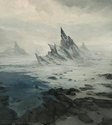 Frozen Shore - Game of Thrones LCG by jcbarquet