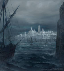Game of Thrones LCG - White Harbor by jcbarquet