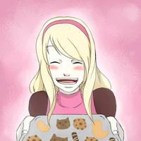HSV: Day 5 - Cookies by mandarain-a