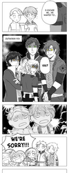[HSV] Illusionists Comic #1 by mandarain-a