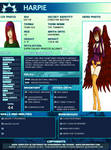 *new* SGPA profile - Harpie by BOS1998