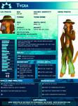 Tygra profile by BOS1998