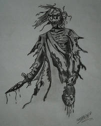 Skeleton Yay by Spasmedrosetta