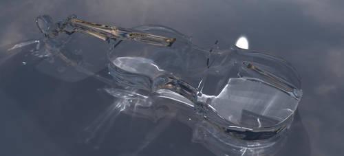 Violin Caustics by Spasmedrosetta