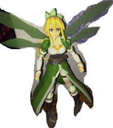 leafa figure by TigerLillyjg