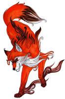Fire Fox by ypput
