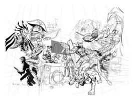ReBoot Season 3 Poster WIP by crozonia