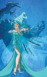 Frozen by crozonia