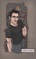 character - Ian O'shea by Awkwardly-Social