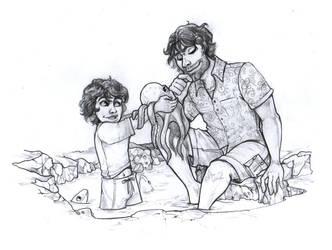 Parental Guidance -  Percy Jackson by Awkwardly-Social