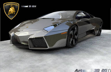 Lamborghini Reventon by Artsoni3D