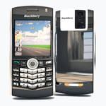 2 Blackberrys by Artsoni3D