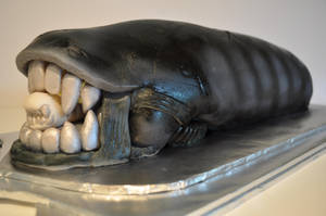 Alien Cake 1 by DavidArsenault