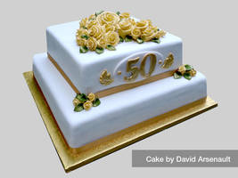 50th Wedding Anniversary by DavidArsenault