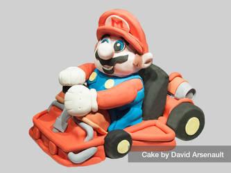Mario Kart 64 by DavidArsenault