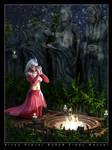 Elven Prayer by Fredy3D