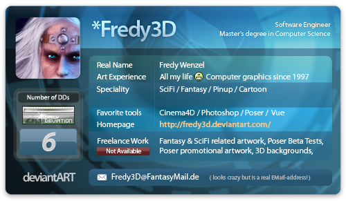 Fredy3D's Profile Picture