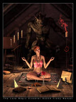 The Love Magic Disaster by Fredy3D