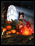 Halloween Magic 2 by Fredy3D