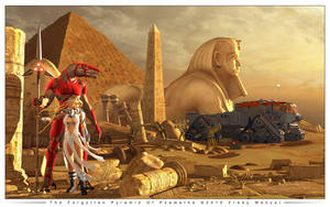 The Forgotten Pyramid... by Fredy3D