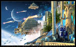 Invasion On Bast Prime by Fredy3D