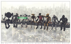 We Built This City - 2015 Remake by Fredy3D