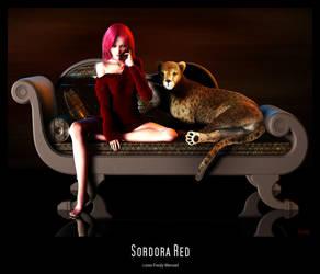Sordora Red by Fredy3D