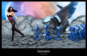 Crashlanded by Fredy3D