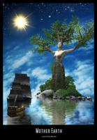 Mother Earth by Fredy3D