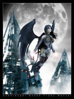 Cyberangel by Fredy3D