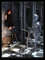 Dark Future by Fredy3D