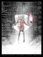 CyberGhost by Fredy3D
