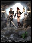 Danger Seekers by Fredy3D