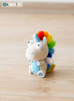 Unicorn Corki from 'AradiyaToys Design' collection by AradiyaToys