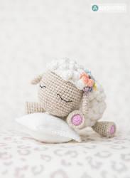 Lamb Shelby by AradiyaToys by AradiyaToys