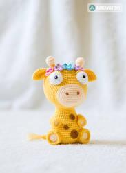Giraffe Ellie by AradiyaToys by AradiyaToys