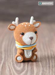 Deer Kira by AradiyaToys by AradiyaToys