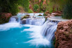 Havasu Cascades by StevenDavisPhoto