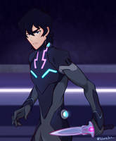 Keith Kogane by HeatherHS