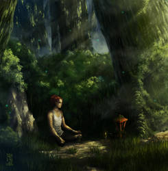 Kami-no yo by kunoichi-san