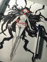 Raven - Teen Titans by manuelshoo