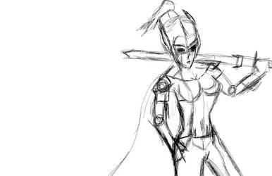 Adalga Sketch by DrakeHensley
